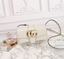 Gucci top quality real cowhide woman shoulder bag