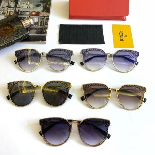 Fendi new fashion high quality men and women sunglasses