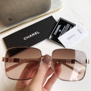 Chanel TOP new classic high quality woman sunglasses