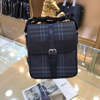 Burberry HOT Fashion Classic High Quality Men Crossbody Bag