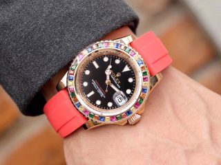 Rolex TOP new fashion high quality men and women mechanical watches