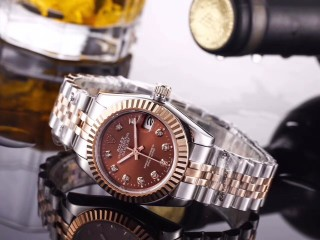 Rolex new fashion high quality woman mechanical watch