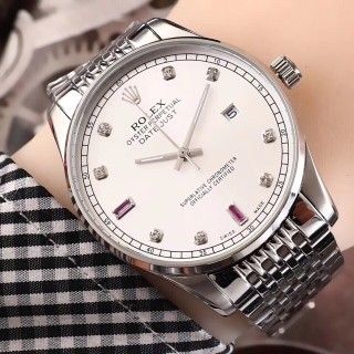 Rolex Fashion TOP High Quality Man Mechanical Waterproof Watch