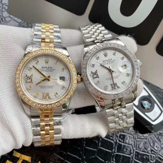 Rolex top original fashion high quality men and women mechanical watches