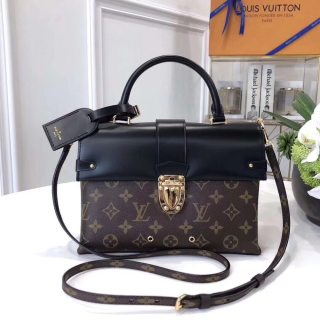 LV original fashion high quality woman handbag shoulder bag