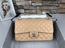 Chanel classic top woman shoulder bag messenger bag sheepskin