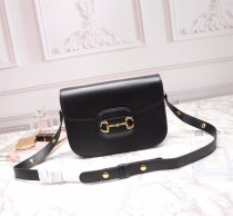 Gucci New Top Fashion Women Shoulder Bag Crossbody Saddle Bag