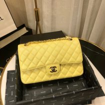 Chanel classic top woman shoulder bag messenger bag cowhide