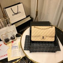 Chanel Fashion Original Woman Shoulder Bag Crossbody Bag Leather