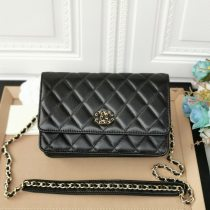 Chanel Original Top Fashion Women's Mini Shoulder Bag Crossbody Sheepskin
