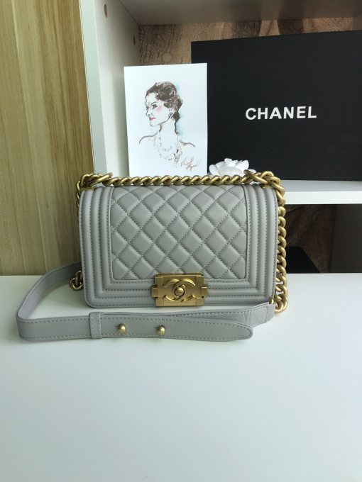 Chanel Top Original Woman Chain Shoulder Bag Crossbody Sheepskin
