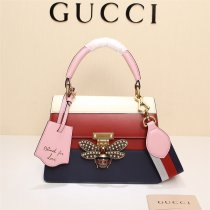 Gucci Margaret top quality leather fashion woman shoulder bag