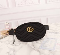 Gucci high quality velvet fashion pockets chest bag handbags shoulder bag