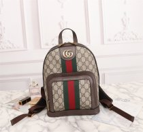 Gucci HOT Fashion Woman Backpack Leather