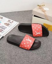 LV classic fashion HOT ladies casual flat slippers