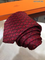 Hermes HOT Classic Fashion High Quality Men Silk Tie Scarf
