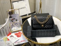 Chanel original classic woman shoulder bag messenger bag sheepskin