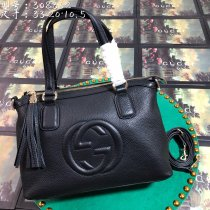 Gucci 308362 HOT High Quality Leather Woman Handbag Shoulder Bag