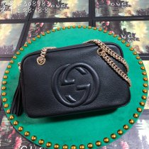 Gucci 308983 HOT cowhide woman handbag shoulder bag