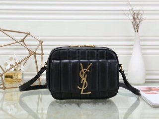 YSL hot new woman original sheepskin camera bag shoulder bag