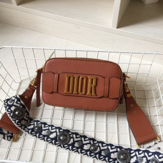 Dior designer new camera bag high quality leather woman handbag shoulder bag