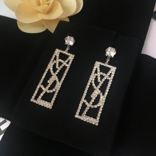 YSL new fashion high quality women earrings earrings jewelry