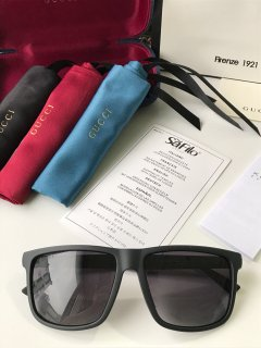 Gucci TOP Classic High Quality Men Sunglasses