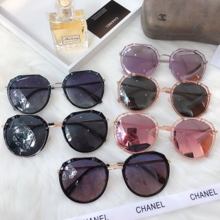 Chanel new fashion high quality woman polarized sunglasses