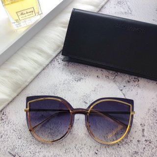 Saint Laurent HOT New Fashion High Quality Woman Sunglasses