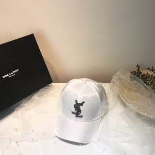 Saint Laurent New Classic Fashion High Quality Men and Women Baseball Cap