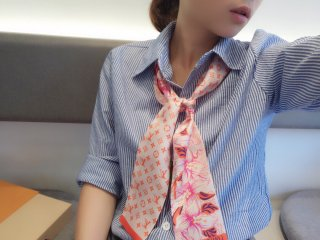 LV100% silk fashion classic high quality woman silk small streamer scarf