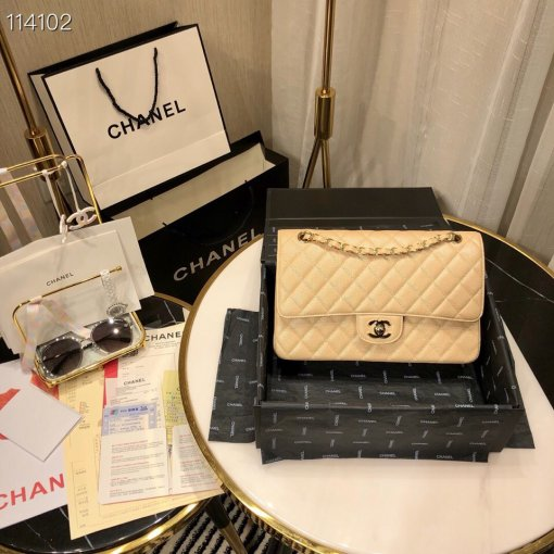 Chanel 1112 Mini Woman Original Leather Shoulder Bag
