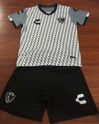 Club de Cuervos 19/20 Third Soccer Jersey and Short Kit