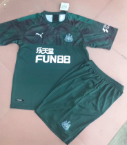 Newcastle United 19/20 Away Soccer Jersey and Short Kit