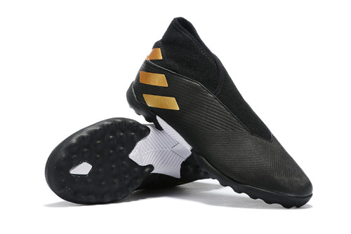 Nemeziz 19.3 Laceless TF Football Shoes
