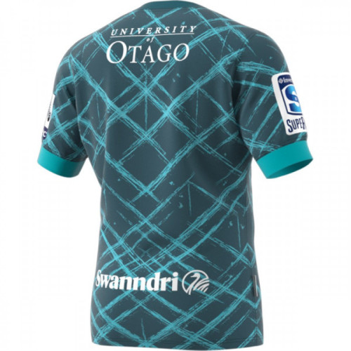 Highlanders 2020 Primeblue Super Rugby Away Jersey