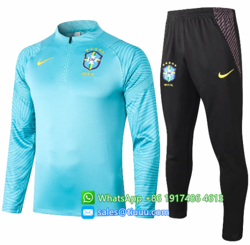 Brazil 2020 Training Top and Pants - B399