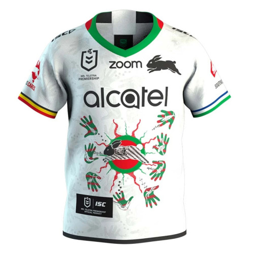 South Sydney Rabbitohs 2020 Mens Indigenous Rugby Jersey