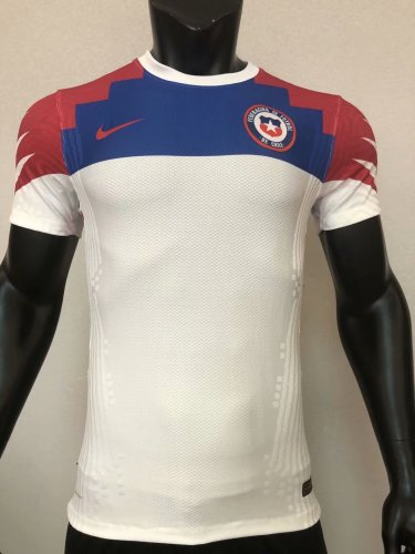 Player Version Chile 2020 Away Authentic Jersey