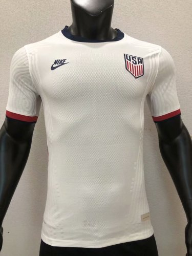 Player Version USA 2020 Home Authentic Jersey