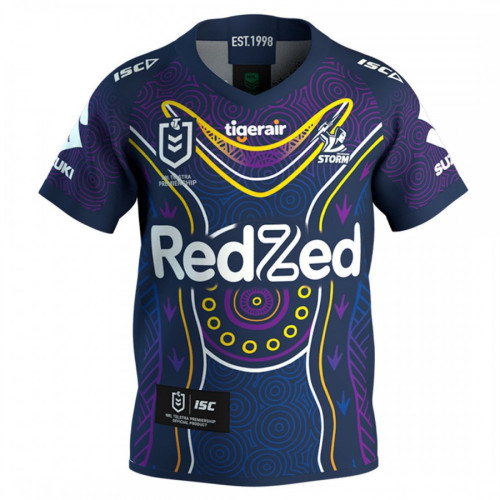 Melbourne Storm 2020 Men's Indigenous Rugby Jersey