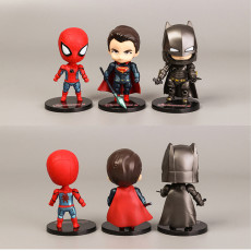 Marvel Avengers figure 6 figures