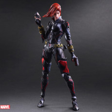 Marvel Avengers Black Widow Figure Collection Doll