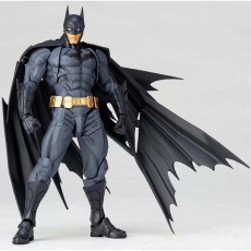 Marble Avengers Batman Figure joints moveable