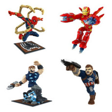 Marble Avenger Lego Block Intelligence Development Toys