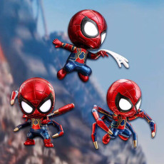 Marvel Avengers Spider-Man Shining Possible Figures