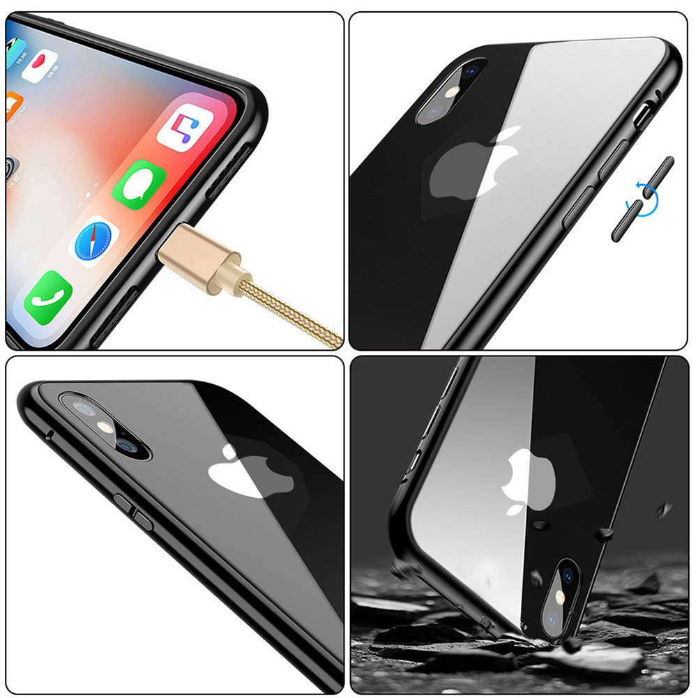 Elewelt Magnetic Case for iPhone XR