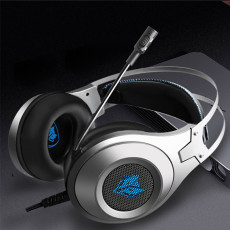 Simulated skin protein Headphones E-sports gaming PS4 headset earphone