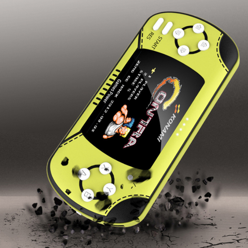 Handheld game console retro nostalgic 10000 mAh wireless mobile game power