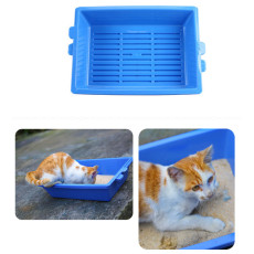 Three sets of cat toilets reuse pet cleaning supplies- As seen on TV